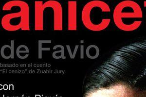 Aniceto . Flyer Pre-estreno